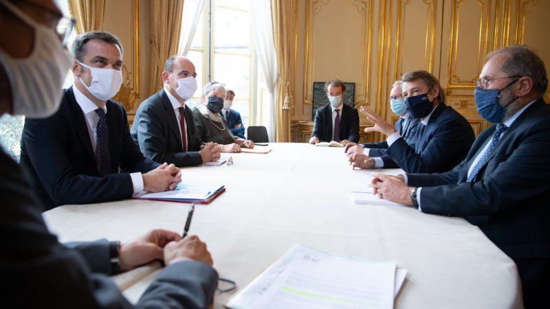 Francja, koronawirus, pandemia, epidemia, SARS-CoV-2, COVID-19