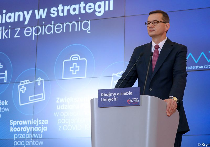 Polska, Morawiecki, pandemia, Koronawirus, COVID19