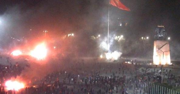 Kirgistan, rewolucja,