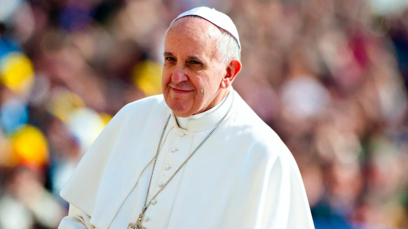 PapieżFranciszek poparł jednopłciowe związki partnerskiem źródło: Flickr/© Mazur/catholicnews.org.uk