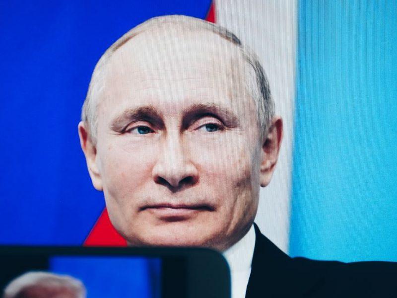 Putin, dezinformacja, propaganda, fake news, Rosja