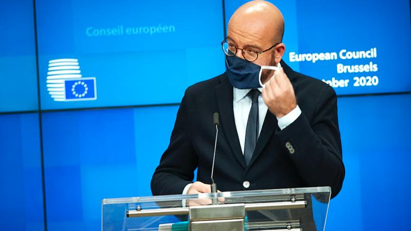 Przewodniczący Rady Europejskiej Charles Michel, źródło: European Union/European Council