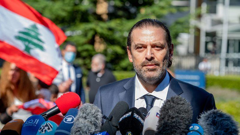 Saad Hariri był już premierem Libanu dwukrotnie, źródło: Wikipedia, fot. Lybil Ber (CC BY-SA 4.0)