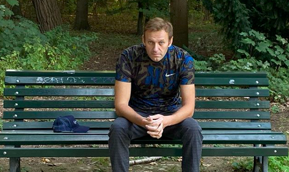 Aleksiej Nawalny na czas rehabilitacji po otruciu nowiczokiem pozostanie w Niemczech, źródło: Instagram/navalny (Алексей Навальный)
