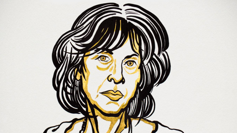Laureatka tegoroczne Nobla w dziedzinie Literatury jest amerykańska poetka Louise Glück, źródło: Akademia Szwedzka