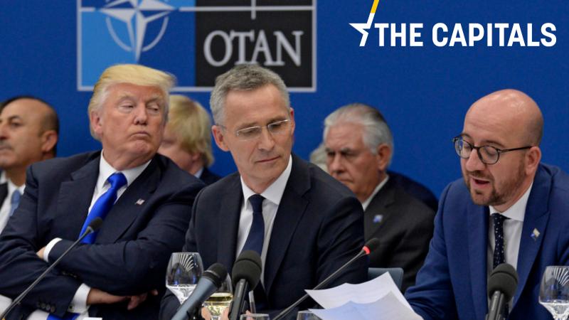 Polska, NATO, UE, Morawiecki,