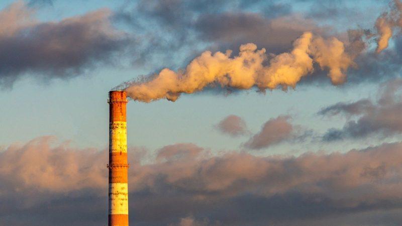 Polska, smog, węgiel, CO2, Francja, Rybnik