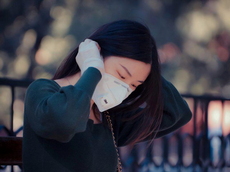 Chiny, Honkgong, pandemia, koronawirus, Azja, SARS-CoV-2