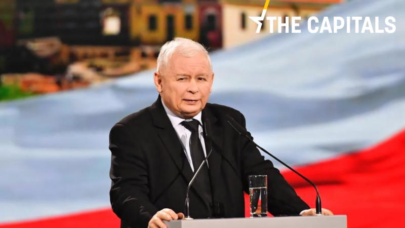 Jarosław Kaczyński, Polska, Unia Europejska, ZSRR