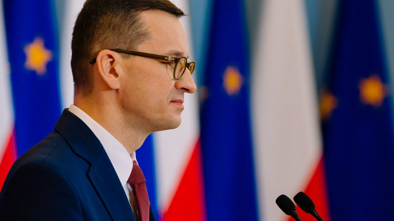Premier Mateusz Morawiecki ogłosił na konferencji nowe obostrzenia