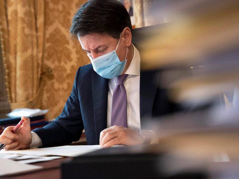 Włochy, pandemia, koronawirus, lockdown