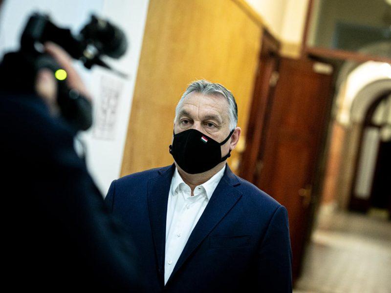 Węgry, pandemia, koronawirus, Viktor Orban,