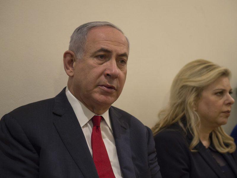Izrael, Arabia Saudyjska, Netanjahu,