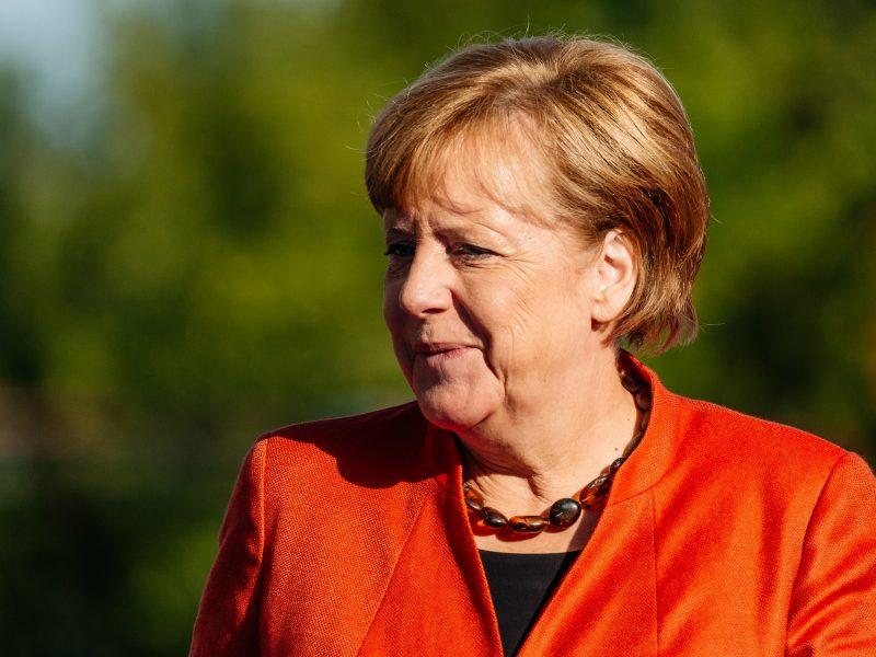 Niemcy, wybory, kanclerz, bundestag, Angela Merkel