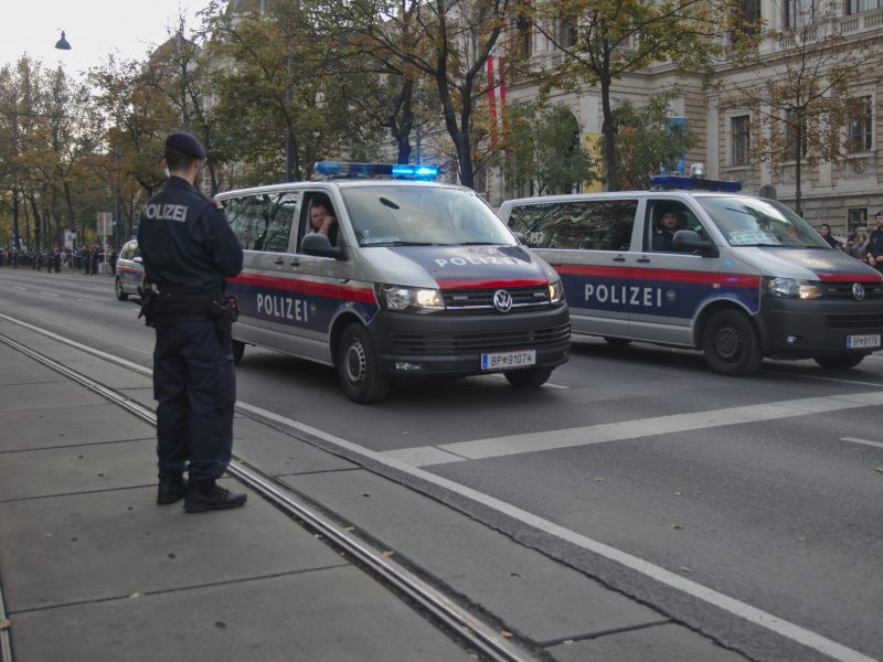 Austria, strzelanina, Wiedeń, policja, zamach