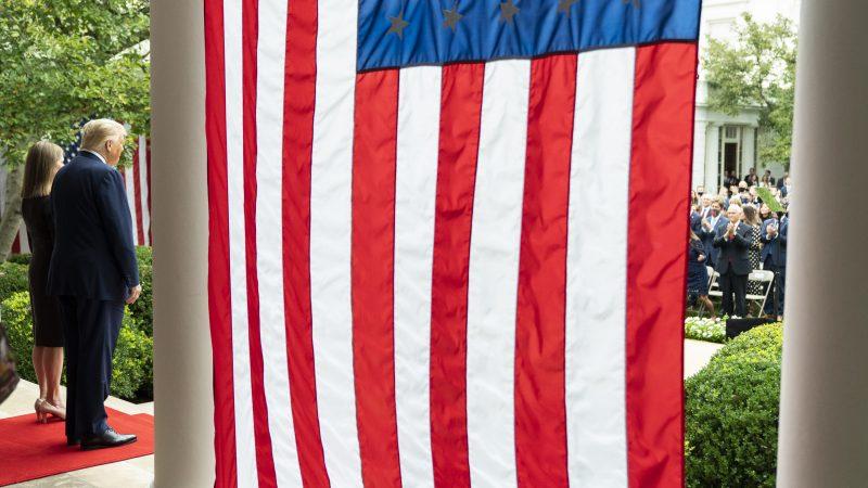Wybory prezydenckie w USA, swing states, Donald Trump, Joe Biden