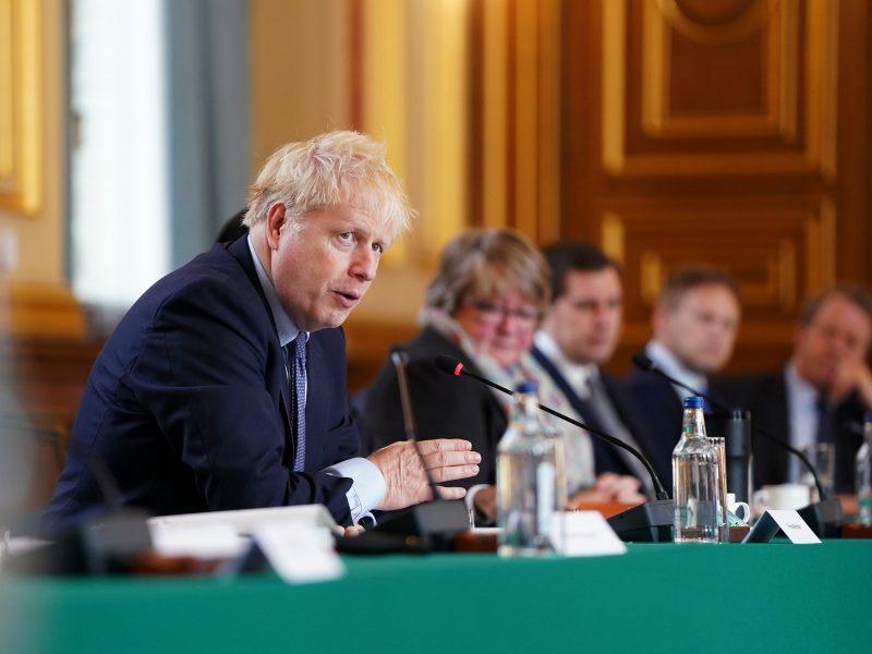 USA, Wielka Brytania, Joe Biden, Boris Johnson, brexit