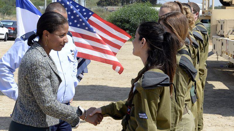 Czy Susan Rice pokieruje Departamentem Stanu? źródło: Flickr/U.S. Embassy Jerusalem (CC BY-SA 2.0)