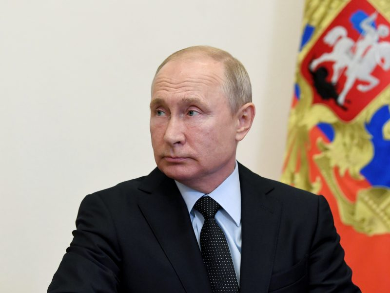 UE, Rosja, Putin, Europa, geopolityka