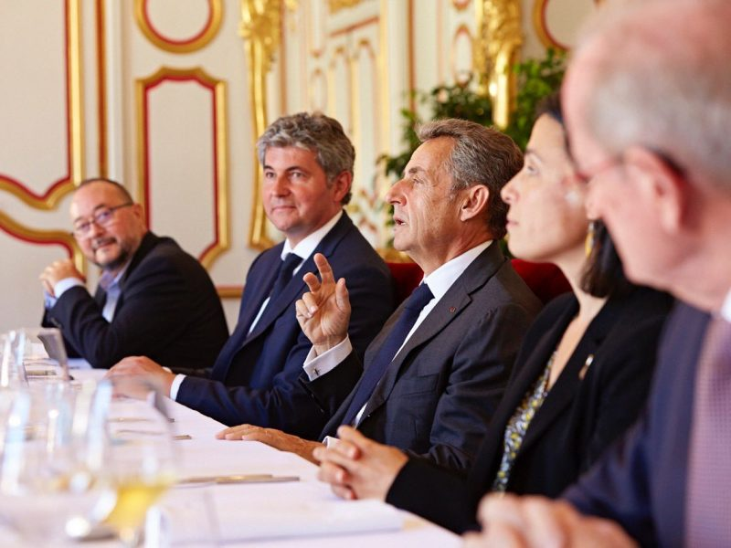 Francja, Sarkozy, Nicolas, prezydent, France, Les Republicans, Elysee, Carla Bruni