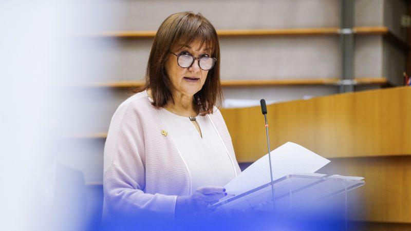 dubravka suica, komisja europejska, pandemia, konferencja o przyszłości europy, unia europejska, przyszlość europy