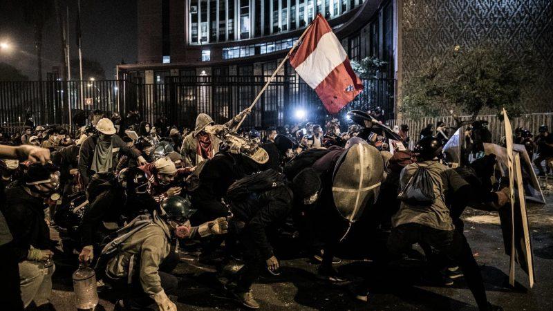 Peru, protesty, Ameryka Południowa