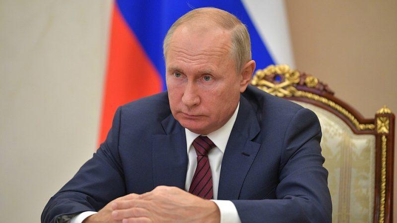 Rosja, Władimir Putin, konstytucja, Miedwiediew, Jelsyn, Pieskow, ZSRR