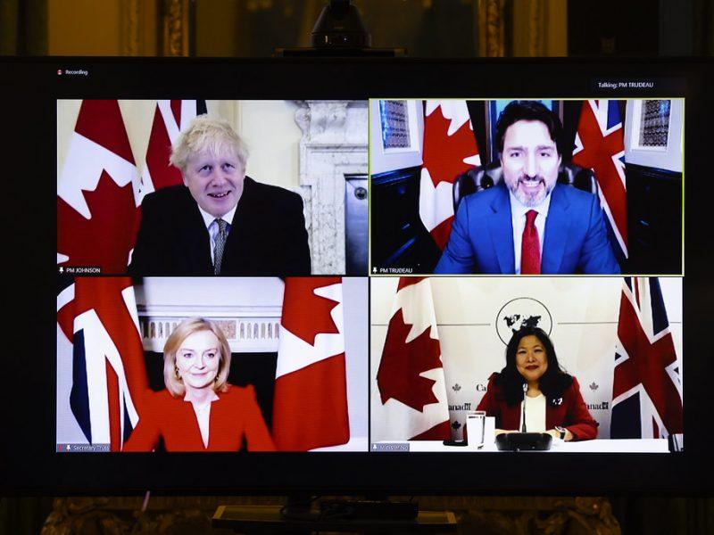 Brexit, Wielka Brytania, Kanada, umowa handlowa, Unia Europejska