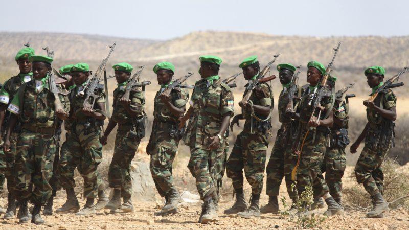 Etiopska armia rządowa prowadzi ofensywę w regionie Tigraj, źródło: Flickr/AMISOM Public Information fot. Ilyas A. Abukar (CC0 Public Domain)