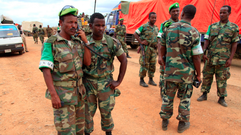 Etiopska armia rządowa wkroczyła do stolicy Tigraju - Makalle, żródło: Flickr/AMISOM Public Information (CC0 1.0)