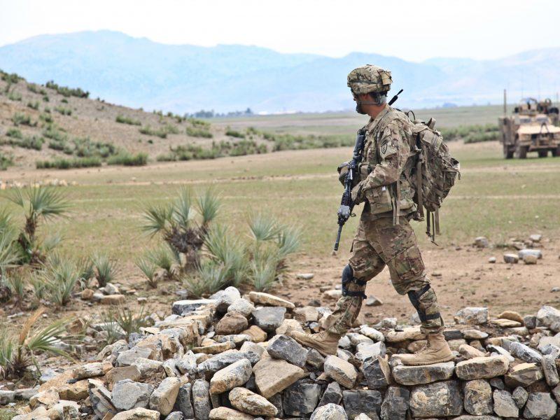 Obecnie w Afganistanie stacjonuje 4,5 tys. żołnierzy USA, źródło: pxhere (CC0 Public Domain)