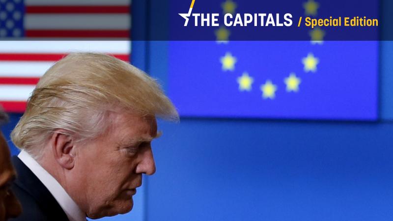 wybory w USA, Trump, Biden, swing states, Unia Europejska
