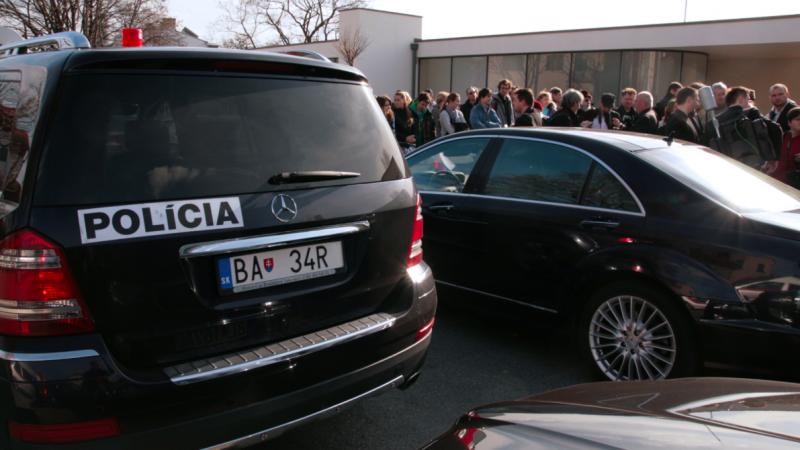 Specjalna jednostka słowackiej policji zatrzymała byłych szefów różnych służb policyjnych, źródło: Wikipedia, fot. Martin Strachoň/Wikimedia Commons (CC BY-SA 3.0)