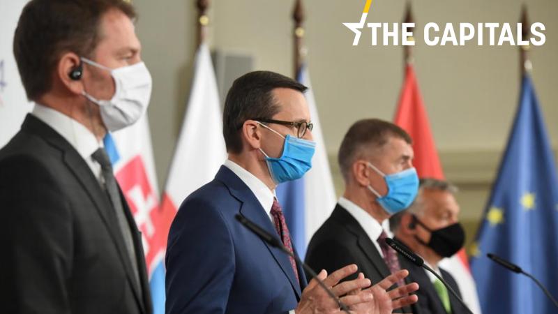 Grupa Wyszehradzka, Polska, Węgry, Czechy, Słowacja, Unia Europejska, praworządność