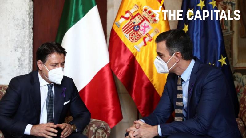 Hiszpania, Włochy, migracja, Morze Śródziemne
