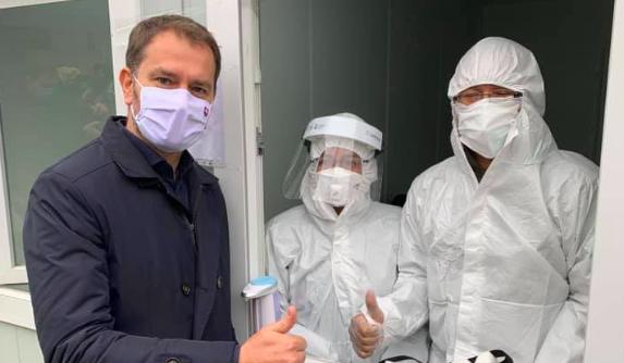 Słowacja, pandemia, koronawirus, testy, szczepienia