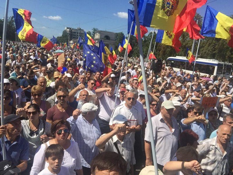 Mołdawia, Maia Sandu