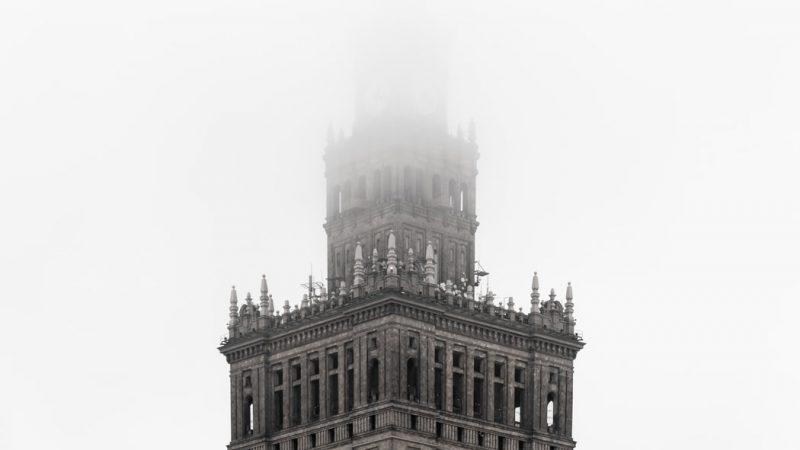 Polski Alarm Smogowy, Warszawa, smog, Polska