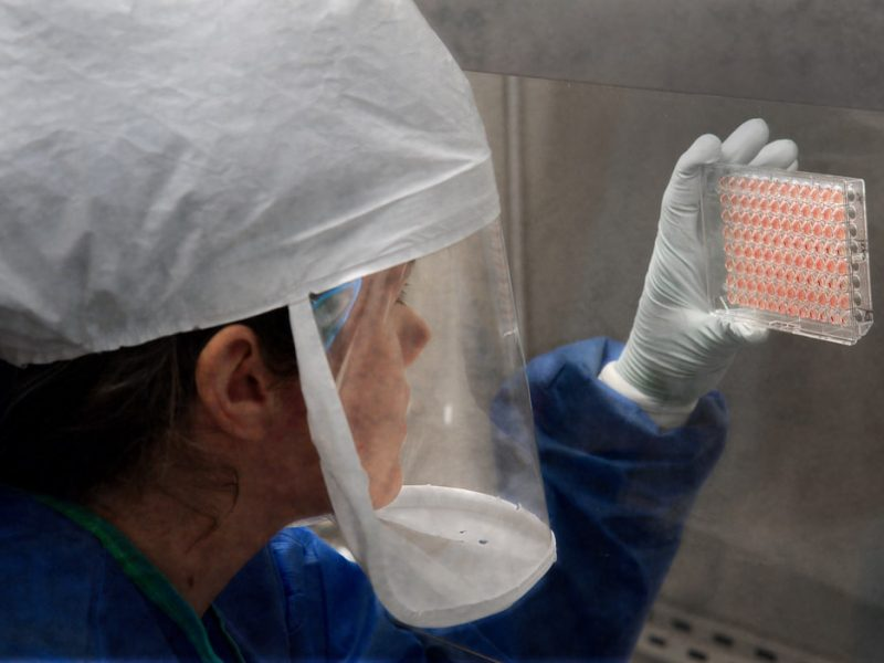 Austria, masowe testy, koronawirus, pandemia