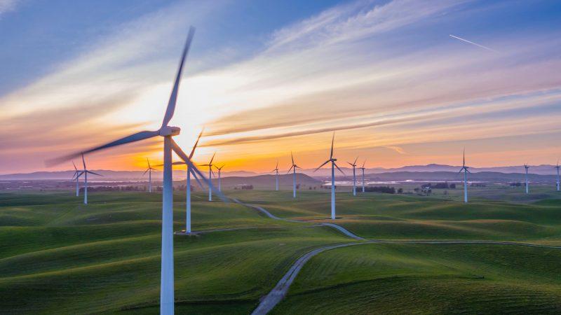 zielona energia, transformacja, odbudowa, OZE