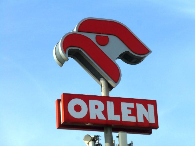 Logo Orlen/ Źródło: Maciej Janiec [flickr]