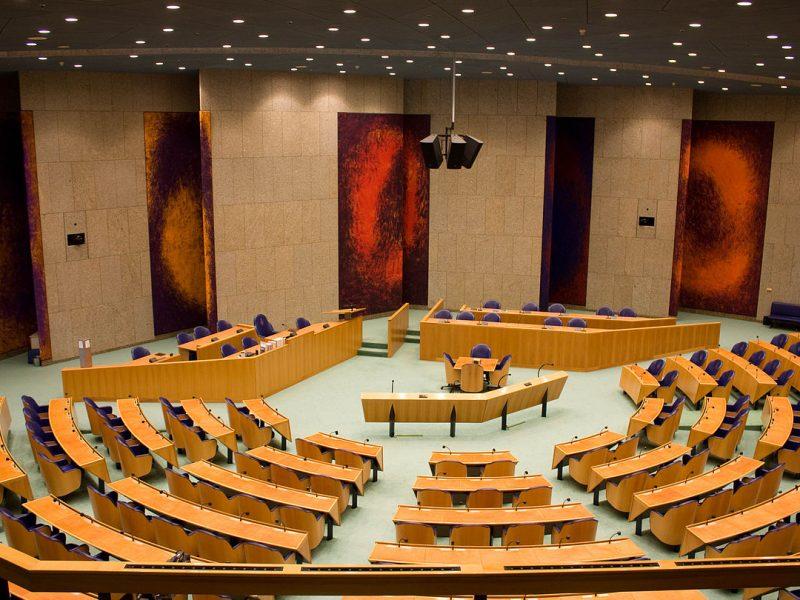 Izba Reprezentantów, Holandia