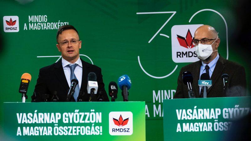 Rumunia, Węgry, wybory, MSZ, Ukraina, Szijarto