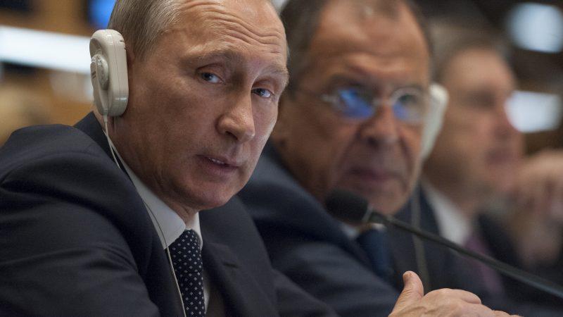 Rosja, dezinformacja, Polska, Wołyń, Putin, Ławrow