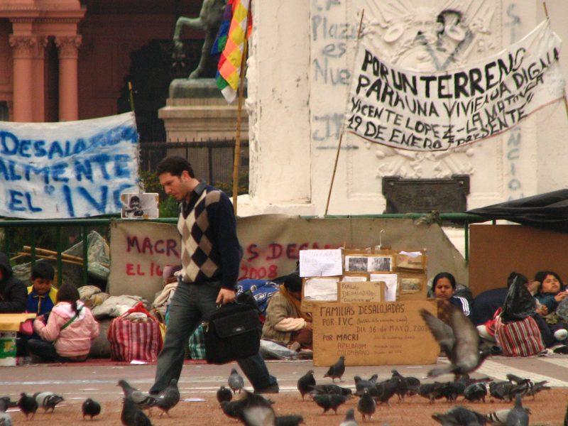 Argentyna, Ameryka Południowa, pandemia, koronawirus, ubóstwo, OECD