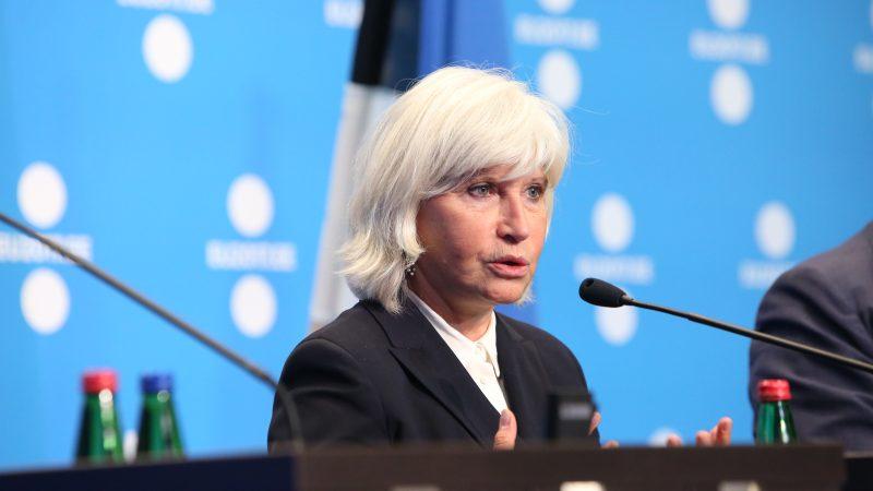 zmiany klimatu, Porozumienie Paryskie, European Climate Foundation, Laurence Tubiana