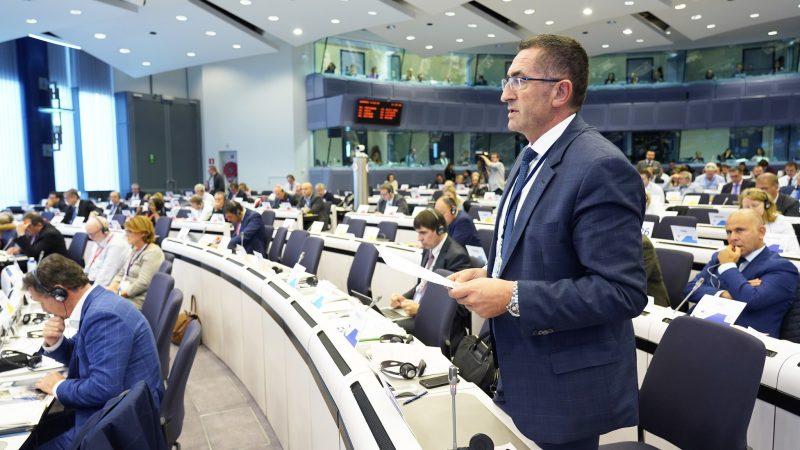 Komitet Regionów, UE