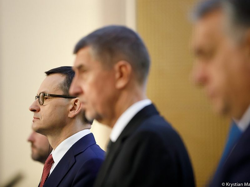Polska, Czechy, Grupa Wyszehradzka, Morawiecki, Babis
