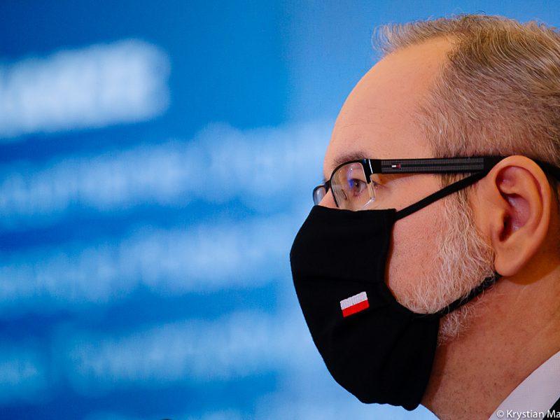 Polska, koronawirus, pandemia, SARS-CoV-2, COVID-19, Niedzielski, Unia Europejska