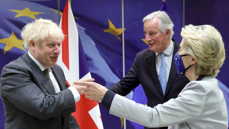 Brexit, Wielka Brytania, Komisja Europejska